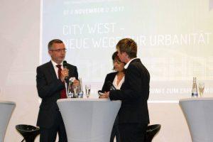 CITY WEST – NEUE WEGE ZUR URBANITÄT // WAS MACHT STÄDTE AUCH IN ZUKUNFT ZUM ERFOLGSMODELL? SONY DSC